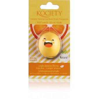 โคไซตี้ เนเชอรัล ลิปบาล์ม กลิ่นส้ม
