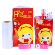 kociety  Hot Firming Gel with Body Wrap