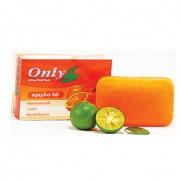 โอลี่ สบู่สมุนไพร สูตรส้ม