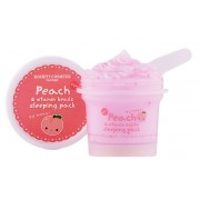 Kociety Peach & Vitamin Beads Sleeping Pack